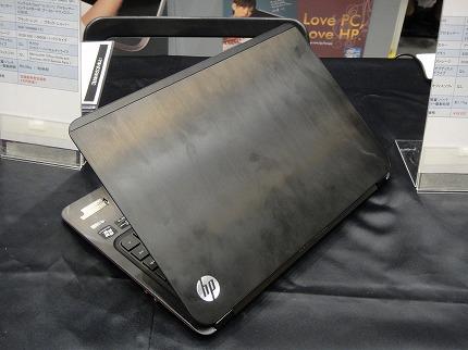 ウルトラブック HP ENVY4-1000