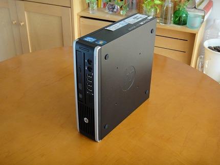 HP Compaq Elite 8300 USレビュー