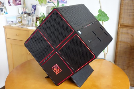 OMEN X by HP Desktop 900-000jp レビュー