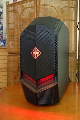 HP OMEN by HP Desktop 880レビュー