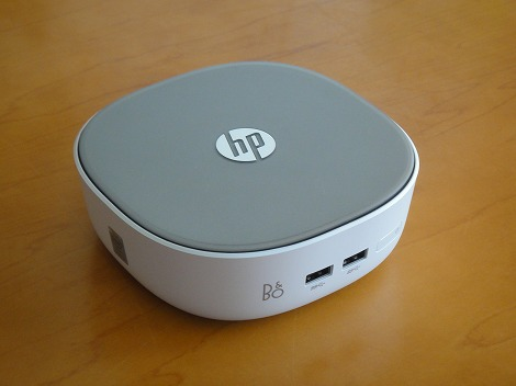 HP Pavilion Miniレビュー