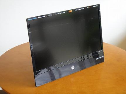 HP Elite L2201xモニタレビュー